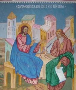 Convorbirea Iisus cu Nicodim