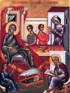 Nasterea Sf Ioan