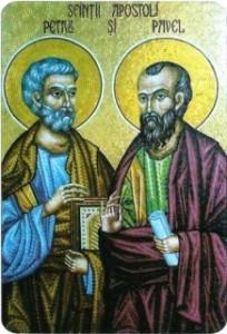 Sfintii Apostoli Petru Pavel