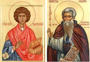 Sfantul Pantelimon - Sfantul Ioanichie