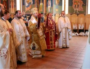 Liturghie misionara - Biserica Penitenciarului Rahova